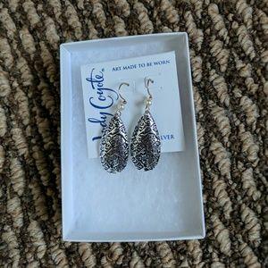 Jody Coyote earrings
